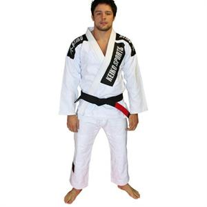 Keiko Raca White Summer Gi